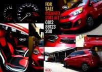 Jual KIA Picanto 2012 Barang Bagus