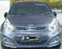 Jual All New KIA-RIO 1,5-AT/ April 2012 (matic) tangan ke-1 dari baru