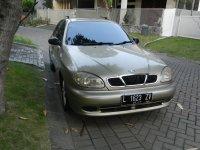 KIA Daewo Lanos (bukan KIA): Jual Cepat Mobil Sedan Daewo Lanos (DepanDaewo.JPG)
