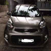 Jual 2016 KIA Picanto 1.2 SE Manual