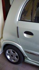 Jual Kia Visto 2003 AT Sporty Type Tertinggi, mulus terawat