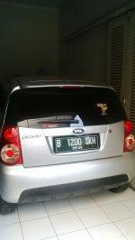 Dijual Mobil Kia Picanto 1.10 Mulus Bagus Jarang Pakai