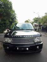 Land Rover: Range rover voque 2007 hitam 4.2 supercharged