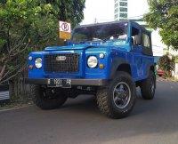 Jual Land rover defender 90 NAS