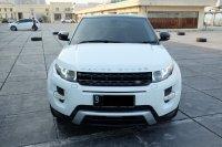 Land Rover: 2013 Range Rover Evoque 2.0 cc Dynamic Luxury AT TDP 179 jt