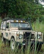 Jual Defender: Antik! Land Rover seri 3 long 1977 full orisinil