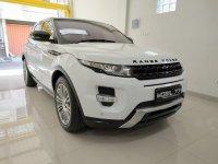 Land Rover: Range Rover Evoque Dynamic luxury tahun 2012