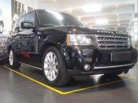 Land Rover Range Rover: Rangerover V8 5.0L Supercharged
