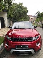 Jual Land Rover: range rover evoque dynamic 2015