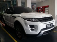 Land Rover: Range Rover Evoque Si.4 low km 22rb