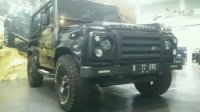 Land rover Defender 2.2 type 90SW manual