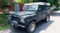 Jual Defender: Land Rover Stage1 Long Diesel 4x4