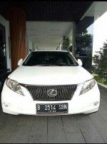 RX Series: Lexus rx270 2012 putih hongkong keren