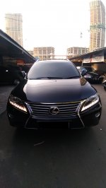RX Series: Lexus RX270 Black Facelift Th 2012 Pakai 2013,Unit Ready