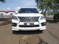 Jual Lexus LX570: LEXUZ LX 570 AT PUTIH 2012