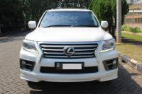 Jual LEXUS LX570 AT PUTIH 2012