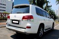 Lexus: JUALCEPAT LEXUZ LX570 AT PUTIH 2012
