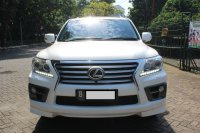 Jual LEXUS LX570 AT PUTIH 2012 - PROMO CASH/KREDIT