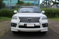 Jual LEXUS LX570 AT 2012 PUTIH - NEGO SAMPAI DEAL