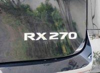 Jual RX Series: Lexus Rx270 tahun 2013