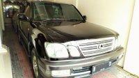 LX Series: Dijual Lexus LX470, 2004, V8, AT, Hitam (IMG_20170716_143950~2.jpg)