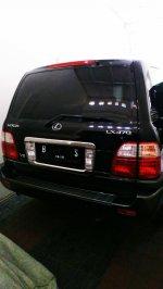LX Series: Dijual Lexus LX470, 2004, V8, AT, Hitam (IMG_20170716_143926~2.jpg)