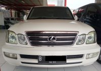 LX Series: Lexus LX 470 V8 4.7 AT 2005 Bullet Proof Glass