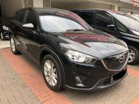 Jual Mazda CX-5 GT 2013 hitam matic ban baru pajak panjang