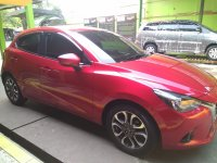 Jual Mazda 2 Sky Activ MT Red 2014