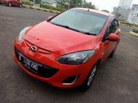Jual Mazda 2 A/T Warna Merah Mulus Terawat