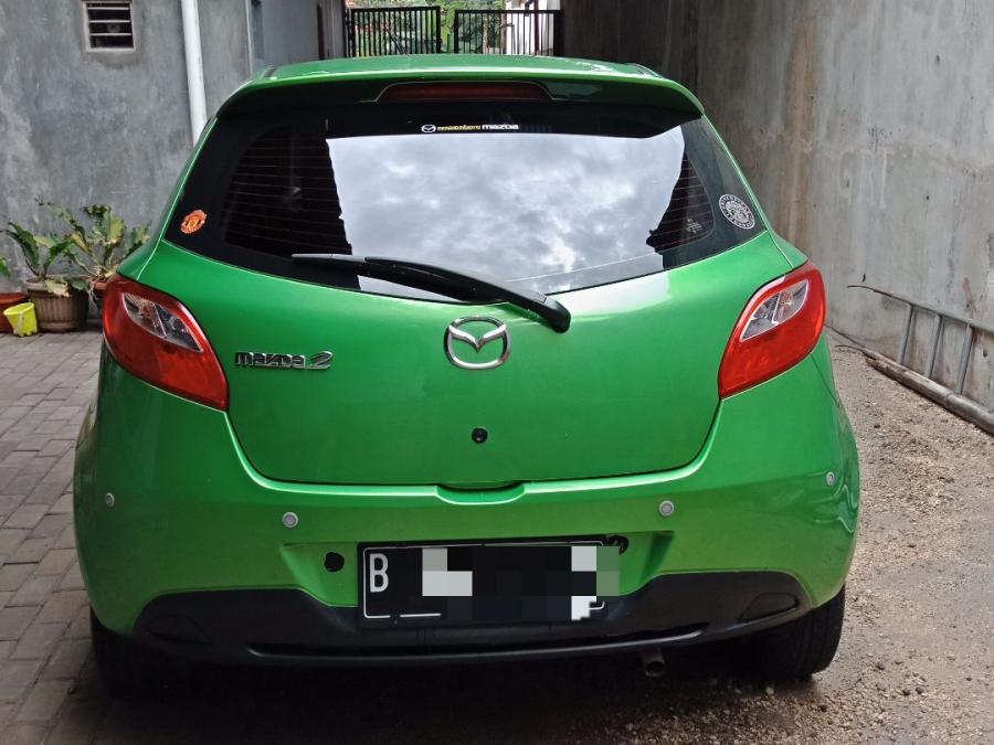 Harga nego Mazda 2 S 2012 AT - MobilBekas.com
