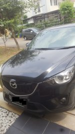 Jual CX-5: Mazda Cx 5 touring 2013 Hitam