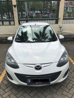 Jual Mazda2 S AT Matic Putih Terawat Sekali. Ban Baru. STNK panjang