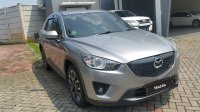 Jual CX-5: MAZDA CX5 2.5L TOURING AT 2014, SILVER
