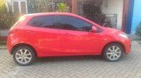 Jual Mazda2 merah cantik MURAH A/ T 2011
