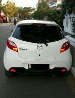 Dijual Mazda 2 R HB 2012 Matic Putih Mulus