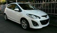 Dijual Mazda 2 R/Matic/HB/2012/Putih mulus