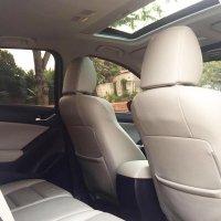 Jual Mazda cx-5 Gt 2014 silver