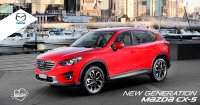 Jual Mazda cx-5 Grand Touring
