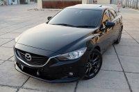 Jual 2013 Mazda 6 Skyactive kondisi mint Antik MUlus tdp 67jt