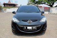 Jual Mazda 2 V AT Hitam 2012