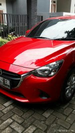Jual Mazda2 SkyAktiv 2015 over kredit