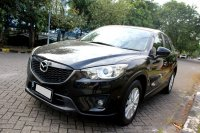 Jual CX-5: MAZDA CX5 2.0 SPORT AT HITAM 2012