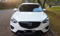 Jual MAZDA CX-5 GT 2.0 Th 2013 Putih Tangan 1 Low Km 50 Ribuan Record Mazda