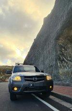Dijual Mazda BT-50 tahun 2012 4x4