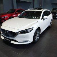 Jual Mazda 6 Estate Elite Nik 2021 Dp 136jt
