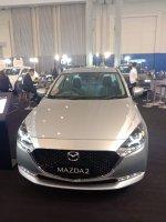 Jual Mazda 2 gt nik 2019 promo diskon dp rendah