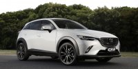 Jual crossover: Mazda CX-3 Touring 2017