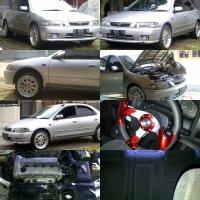 Jual Mazda 323 Familia 1997
