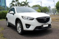 Jual MAZDA CX-5 GRAND TOURING R19 AT PUTIH 2012